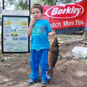 Sofala Carp Blitz on next weekend, Nov 17 and 18