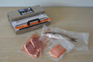 Pac Food VS305 Vacuum Sealer