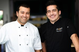 Melbourne chefs Kemal Barut and Coskun Uysal on business and partnering up