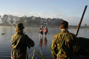 Duck Hunters Continue to be Harassed on All Fronts