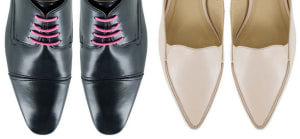 Florsheim puts its breast foot forward