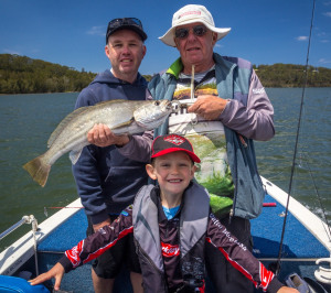 New estuary fishing guide on NSW far south coast