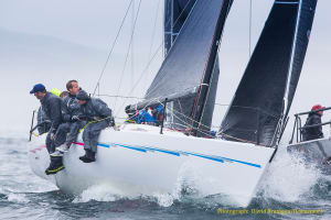 Three winners from three races at Half Ton Classics Cup