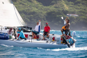 All yachts in at Transpac 50