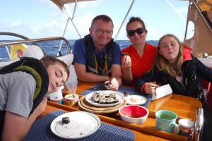 Grieving British family seeking options for yacht sale in NZ