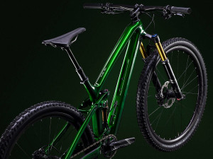 Trek release Project One ICON paint scheme for its mountain bikes