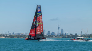 America's Cup: One year until the gun