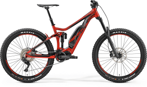 MBA's Ultimate e-Mountain Bike Guide - Merida eOne-Sixty