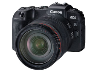 Canon's new EOS RP is a cheaper, smaller, full-frame mirrorless camera