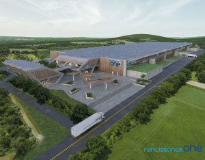 Deal supports Li-ion battery manufacturing facility