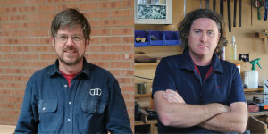 Talking to Evan Dunstone and John Madden, Wood Dust Australia