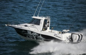 """Business as usual"" says Evolution Boats"