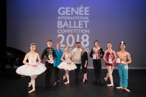 Australia and NZ scoop the pool at the Genée