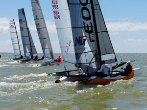 Goolwa's regatta week - more than a sailing event
