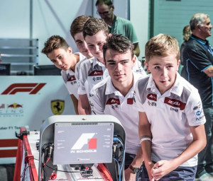 Australian students world-beaters at F1 Finals