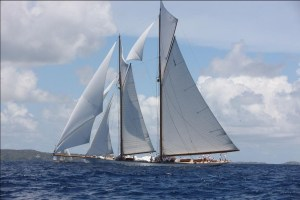 Antigua Classic Yacht Regatta 2020 fleet is shaping up nicely