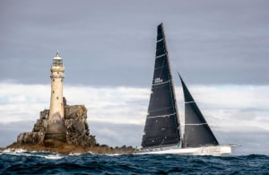 Rolex Fastnet Race: Rambler 88 claims third consecutive monohull line honours