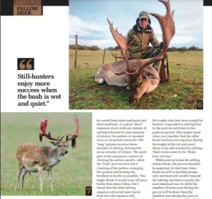March Sporting Shooter Is On The Newsstands