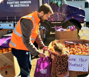 Foodbank targets drought relief