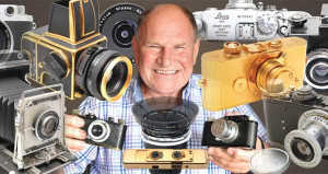 Perth collector launches second wave of rare cameras for auction