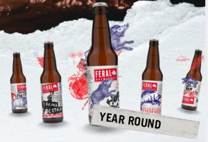 CCA acquires Perth craft brewer Feral Brewing