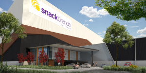 Snack Brands commits to $400m facility