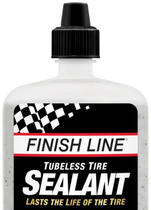 Finish Line tyre sealant launched
