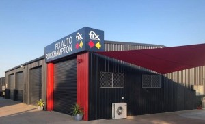 Fix Auto Rockhampton finishes rebrand