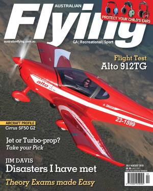 Australian Flying July-August 2019