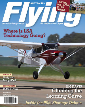 Australian Flying May-June 2018