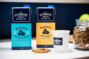 New plant-based milks created specifically for baristas hit the market