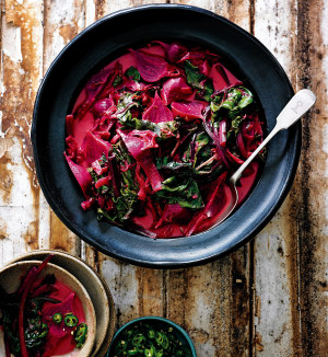 Recipe: Beetroot curry