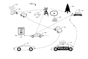 Ford looks to create autonomous cop cars