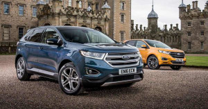 Endura to beef up Ford's SUV offering