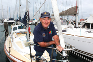 Double celebration in sight for MacGlide Festival of Sails' stalwart, with two days to go to regatta