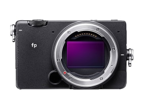Sigma announces fp - world's smallest and lightest mirrorless digital full-frame camera