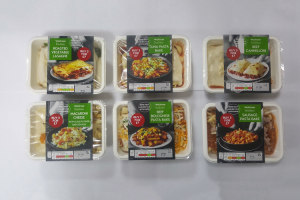 Fibre-based packaging for ready meal trays a go?