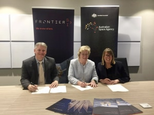 Australian SME secures partnership with Space Agency
