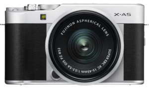 Fujifilm announce new X-A5 mirrorless and zoom lens