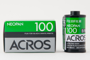 Fujifilm officially discontinuing all Black and White film and photo paper