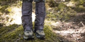 Why gaiters are a must-have on a bushwalk