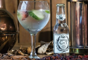 Gin and tonic with a difference