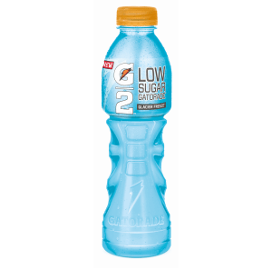 PepsiCo formulates low sugar Gatorade