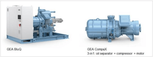 New generation of ammonia chillers