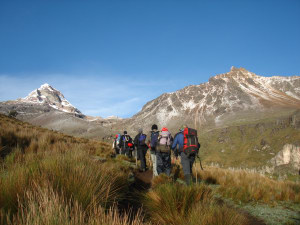 Join Great Walks on a walking holiday to Ecuador!