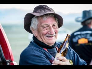 Vale Gerry Crown, an industry legend and stalwart