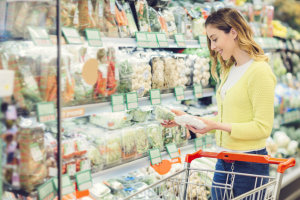 Plastic aversion means food packaging opportunities
