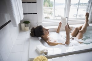 Blog: Do-it-yourself healing baths