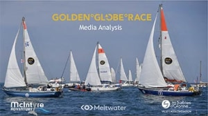 2018 Golden Globe Race attracted $185m of publicity