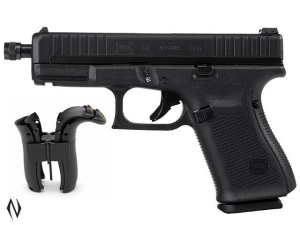 Glock's new Model 44 in .22LR